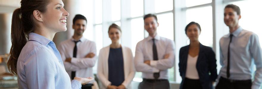Cabinet de management de transition